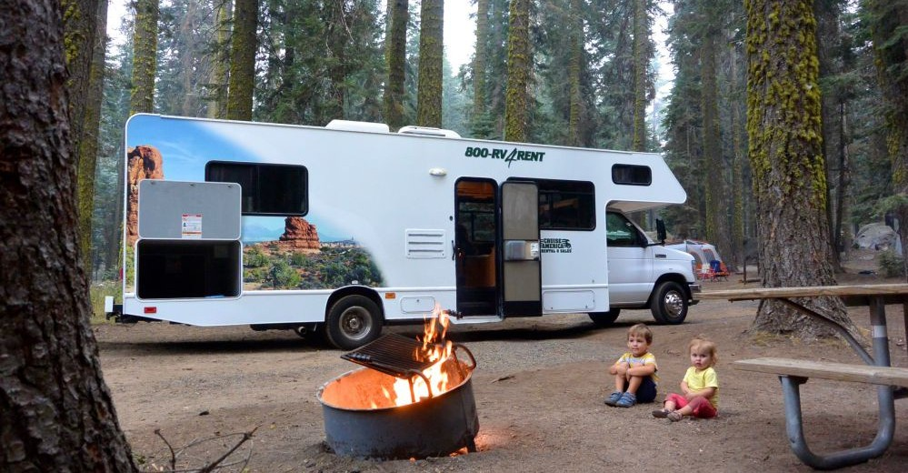 location camping car usa route 66