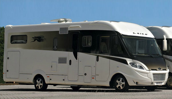 location camping car var