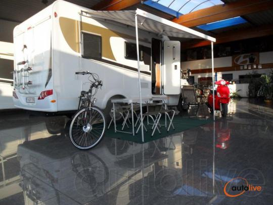 location camping car wallonie
