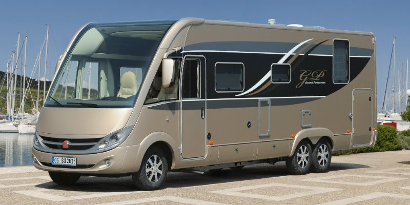location camping car week end tours