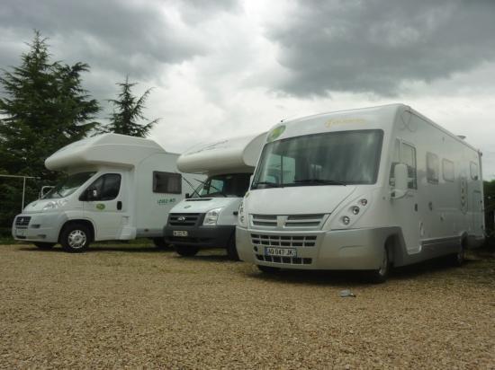 location camping car yonne 89