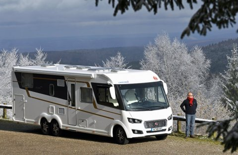 camping car 2 essieux