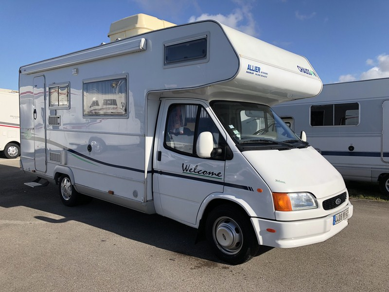 camping car 2000