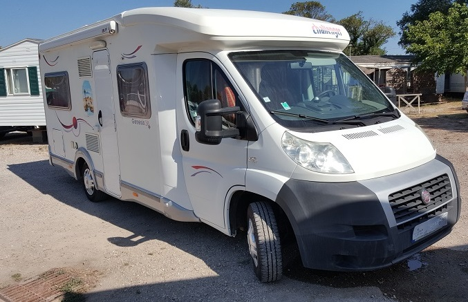 camping car 38