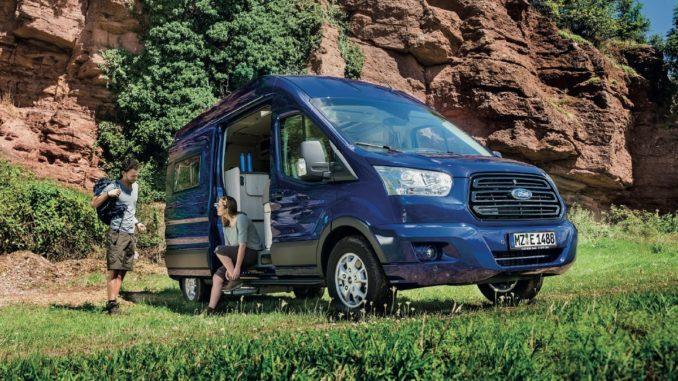 camping car 4x4 2018