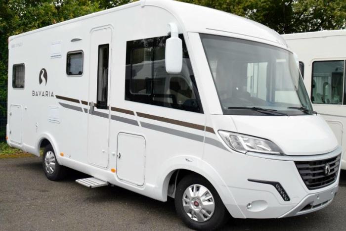 camping car 5 m