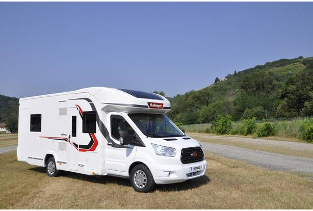 camping car 5 places assises