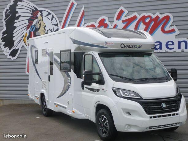 camping car 7m de long occasion