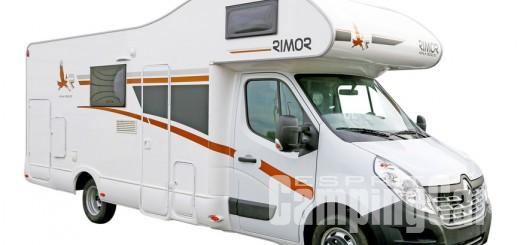 camping car 8 couchages neuf