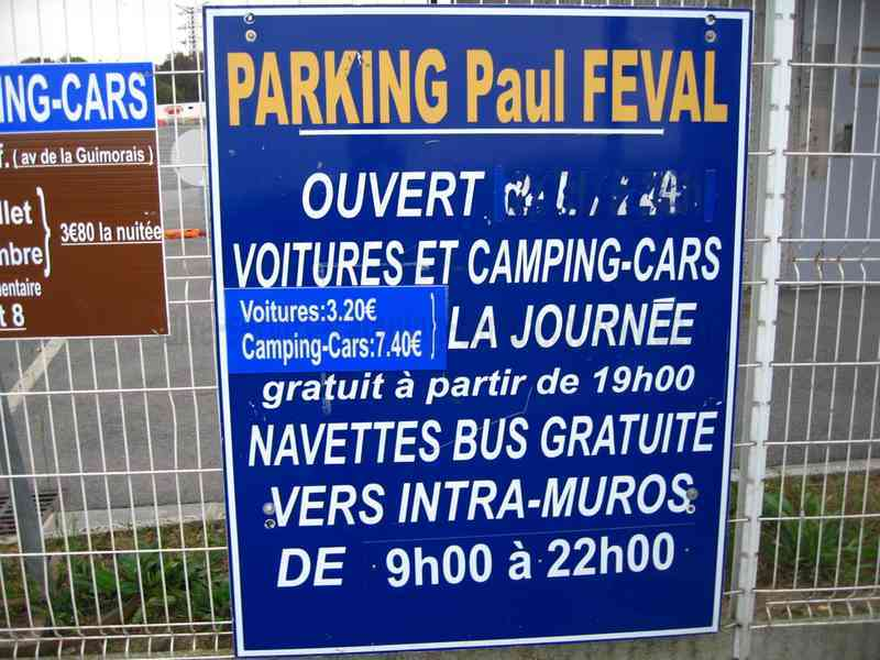 camping car a saint malo