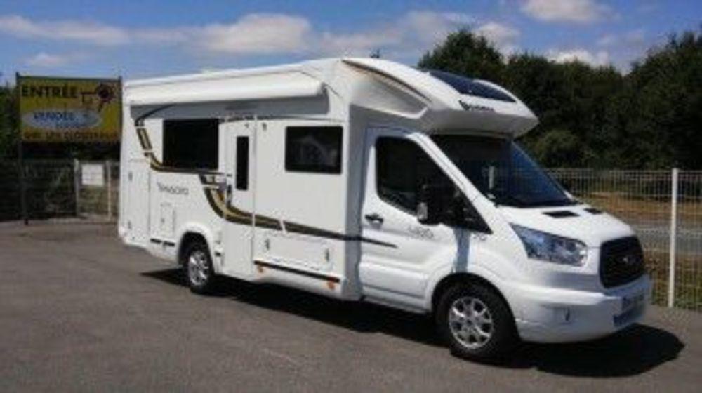 camping car benimar occasion