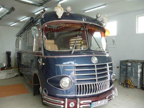 camping car bus