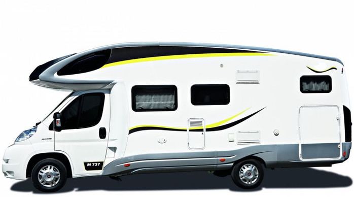 camping car capucine 6 m