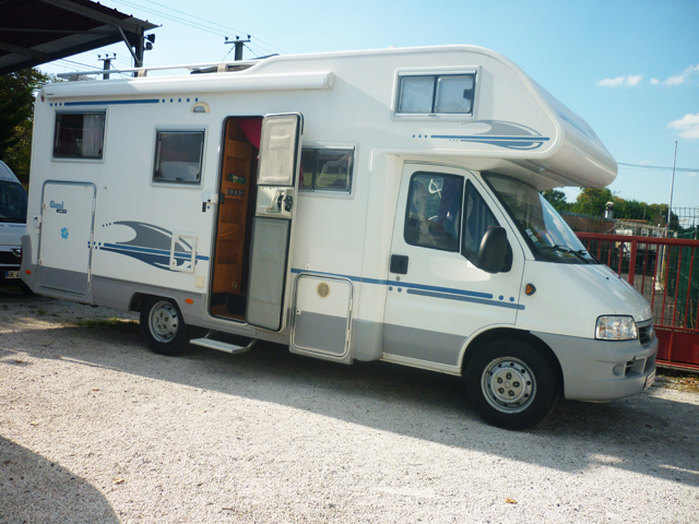 camping car capucine adriatik