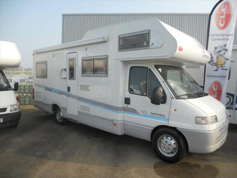 camping car capucine autostar