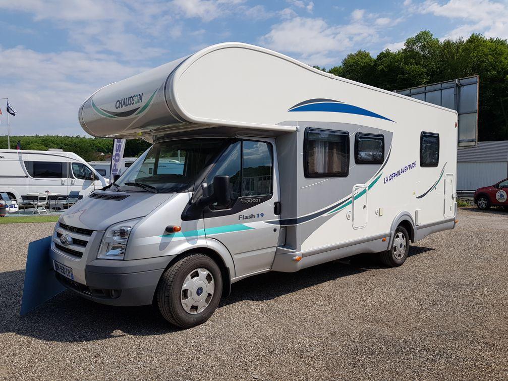 camping car capucine chausson flash 05