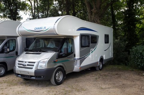 camping car capucine chausson flash 19