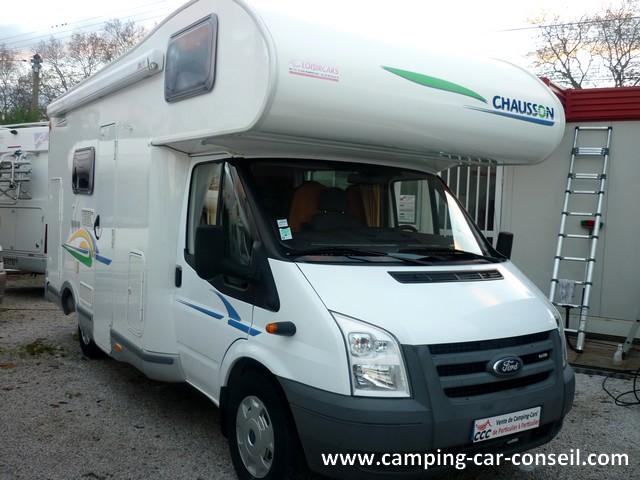 camping car capucine chausson flash 3