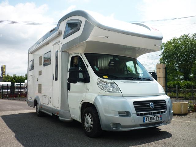 camping car capucine eura mobil