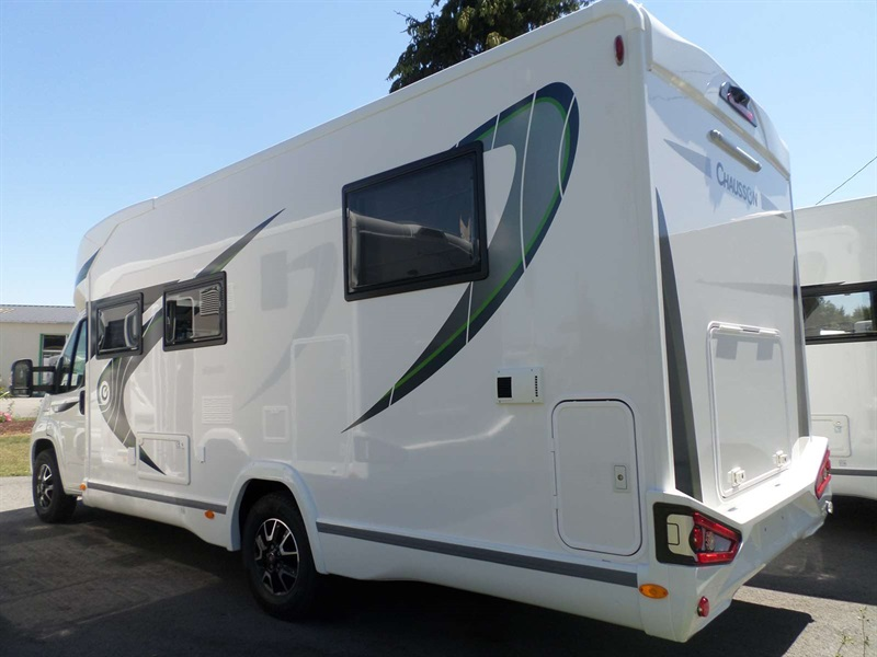 camping car capucine fiat chausson welcome 17