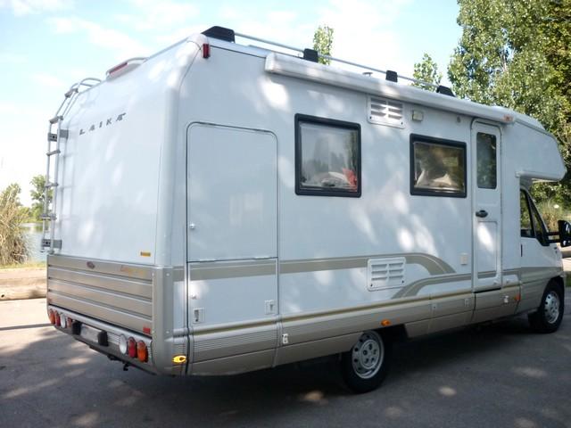 camping car capucine laika ecovip 2