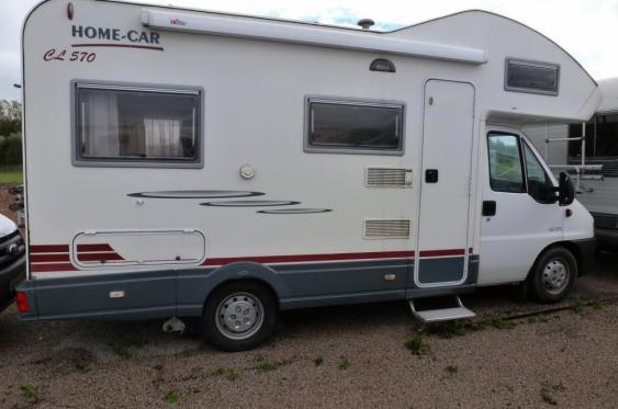 camping car capucine mercedes occasion
