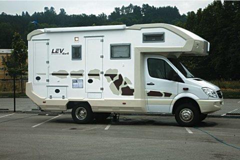 camping car capucine mercedes