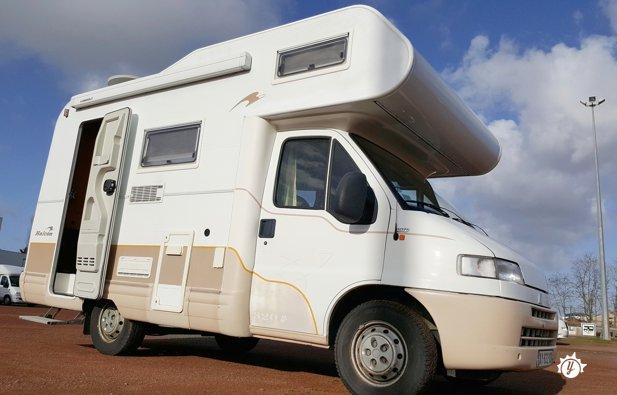 camping car capucine moncayo