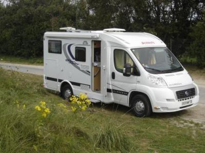 camping car dethleffs globebus t1 occasion