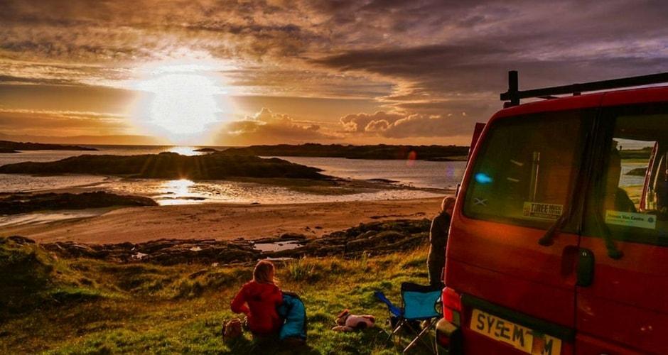 camping car ecosse