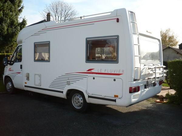 camping car fleurette occasion