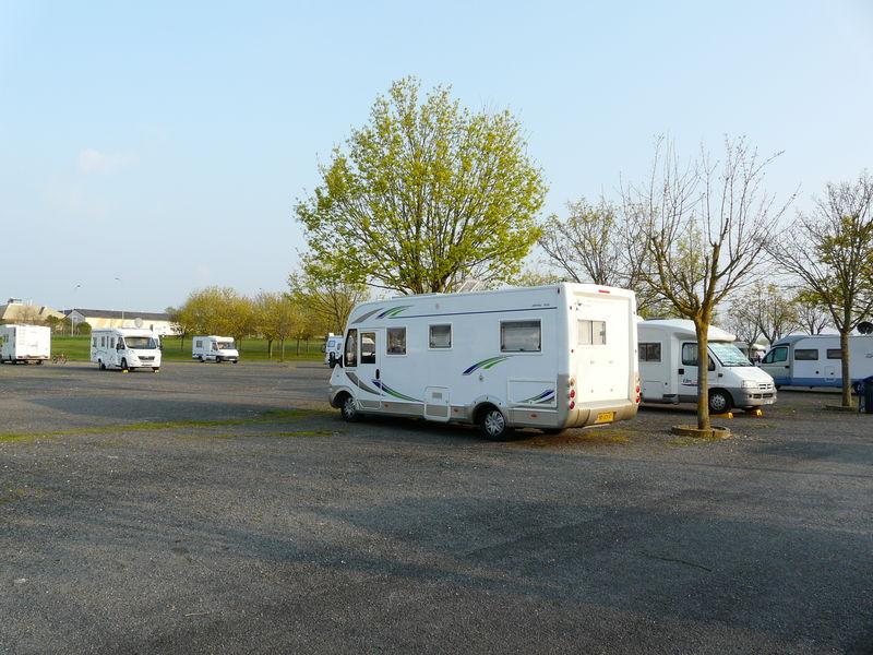 camping car futuroscope