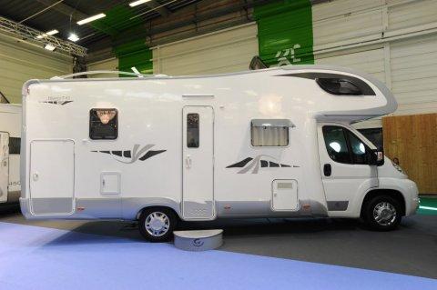 camping car giottiline