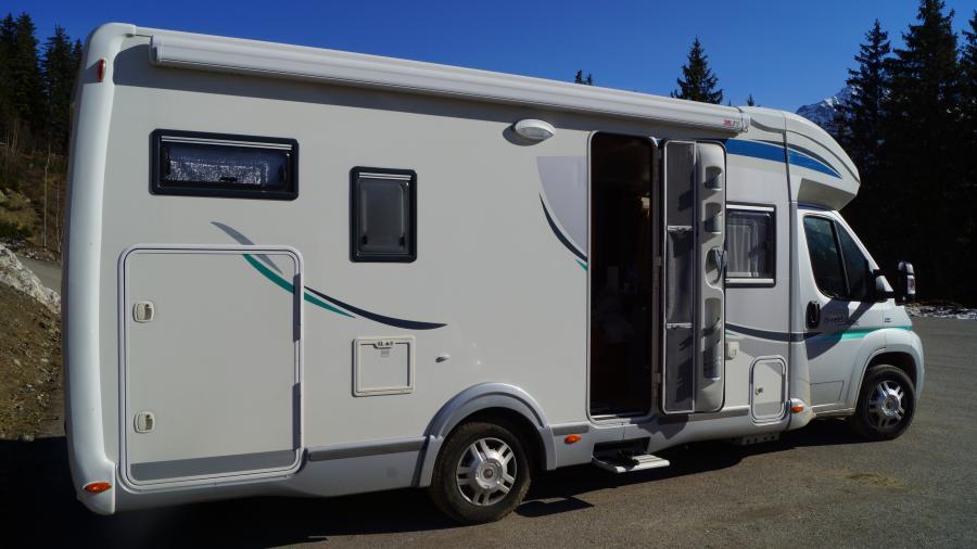 camping car grande soute - Le spécialiste du camping car