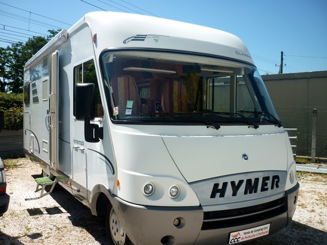 camping car integral 2005