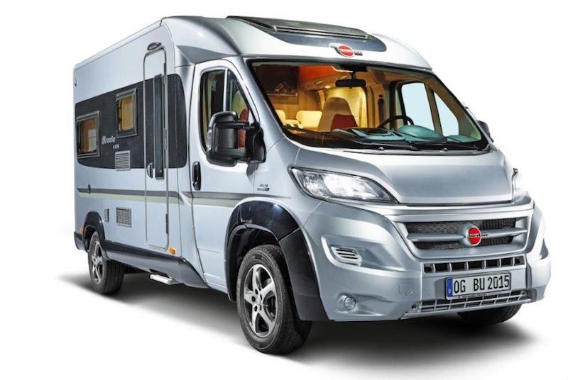camping car integral 4x4