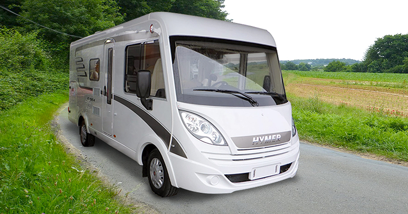 camping car integral 6 metres