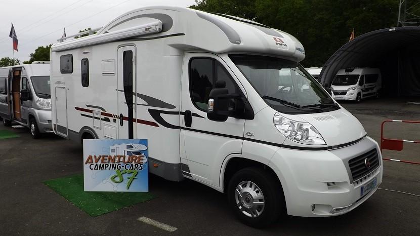 camping car integral adria occasion