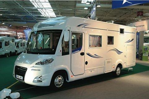 camping car integral autostar aryal 4