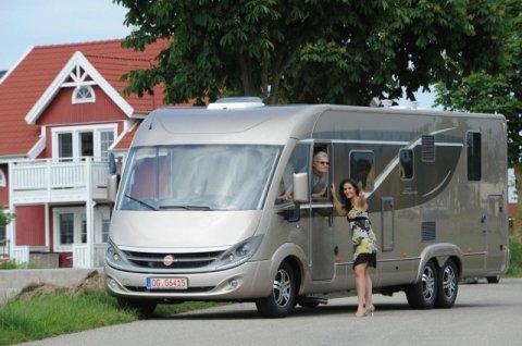 camping-car integral burstner i 572 elegance
