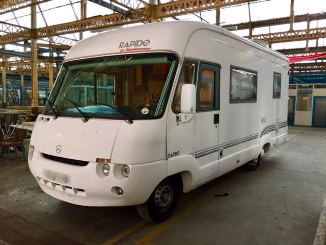camping car integral bva