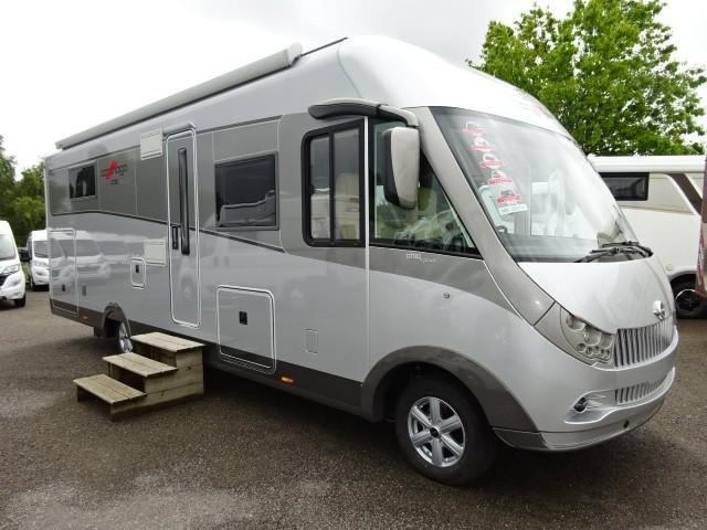 camping car integral carthago occasion