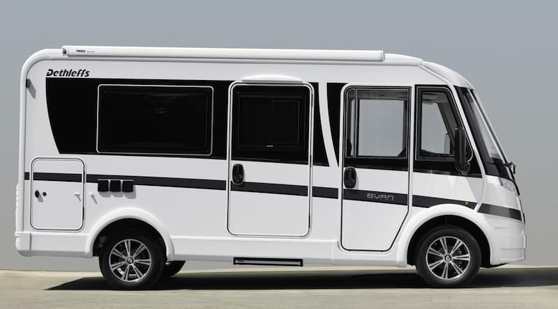 camping car integral court