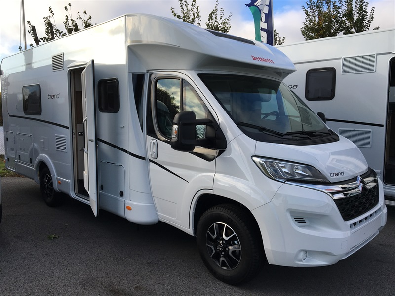 camping car integral dethleffs d'occasion