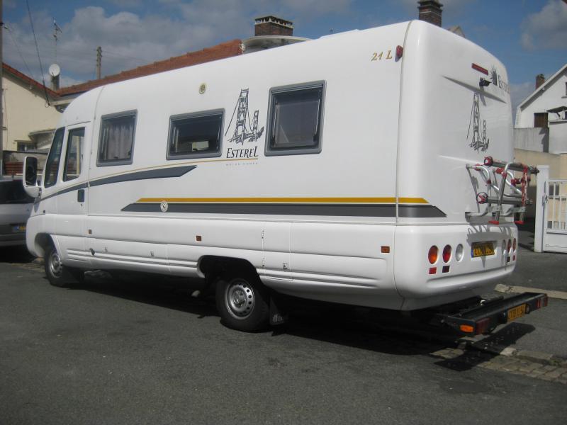 camping car integral esterel mercedes