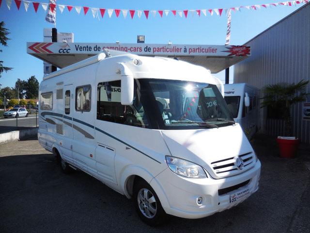 camping car integral esterel occasion