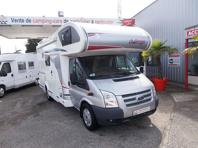 camping car integral fleurette discover 73 lm occasion