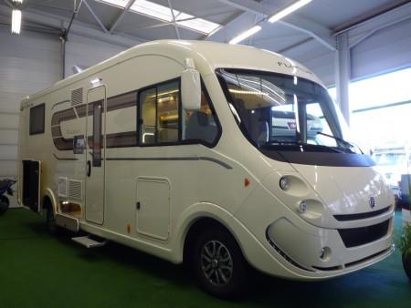 camping car integral florium