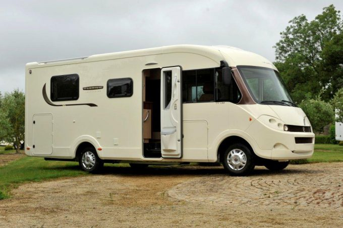 camping car integral florium