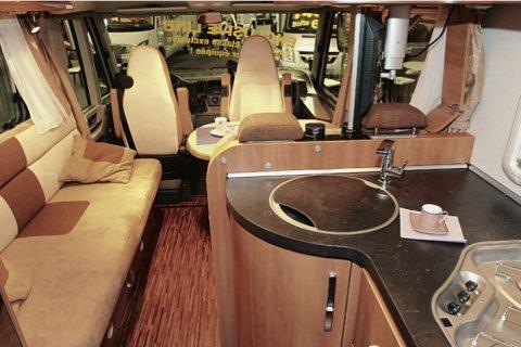 camping car integral hymer b 508 cl 3l 160 cv
